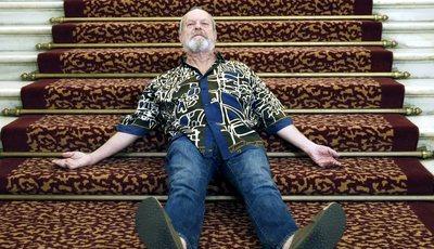 """Terry Gilliam em entrevista: """"Trump é mais engraçado do que os Monty Python"""""""