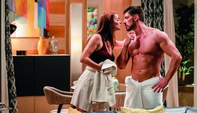 Não perca em 'Vidas Opostas': Eva casa-se com Rodrigo