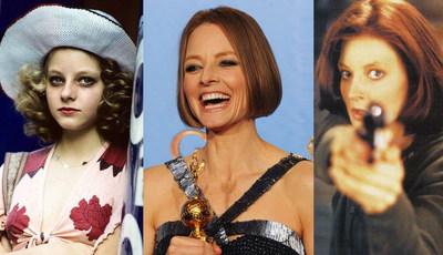 "Jodie Foster faz 55 anos: De ""Taxi Driver"" aos Óscares, recorde a carreira da atriz"