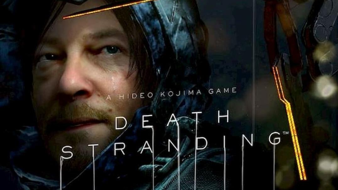 Já foi revelada a jogabilidade Death Stranding