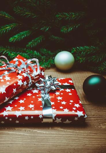 Partilhe um presente: diga o que não quer receber