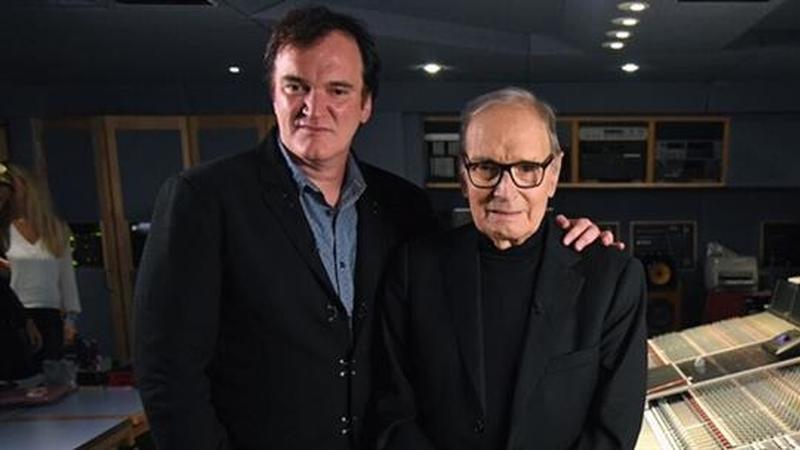 Playboy admite erros na entrevista demolidora de Ennio Morricone sobre Quentin Tarantino