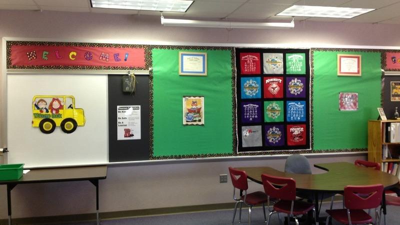 Estudo revela que decorações nas salas de aula podem prejudicar a aprendizagem