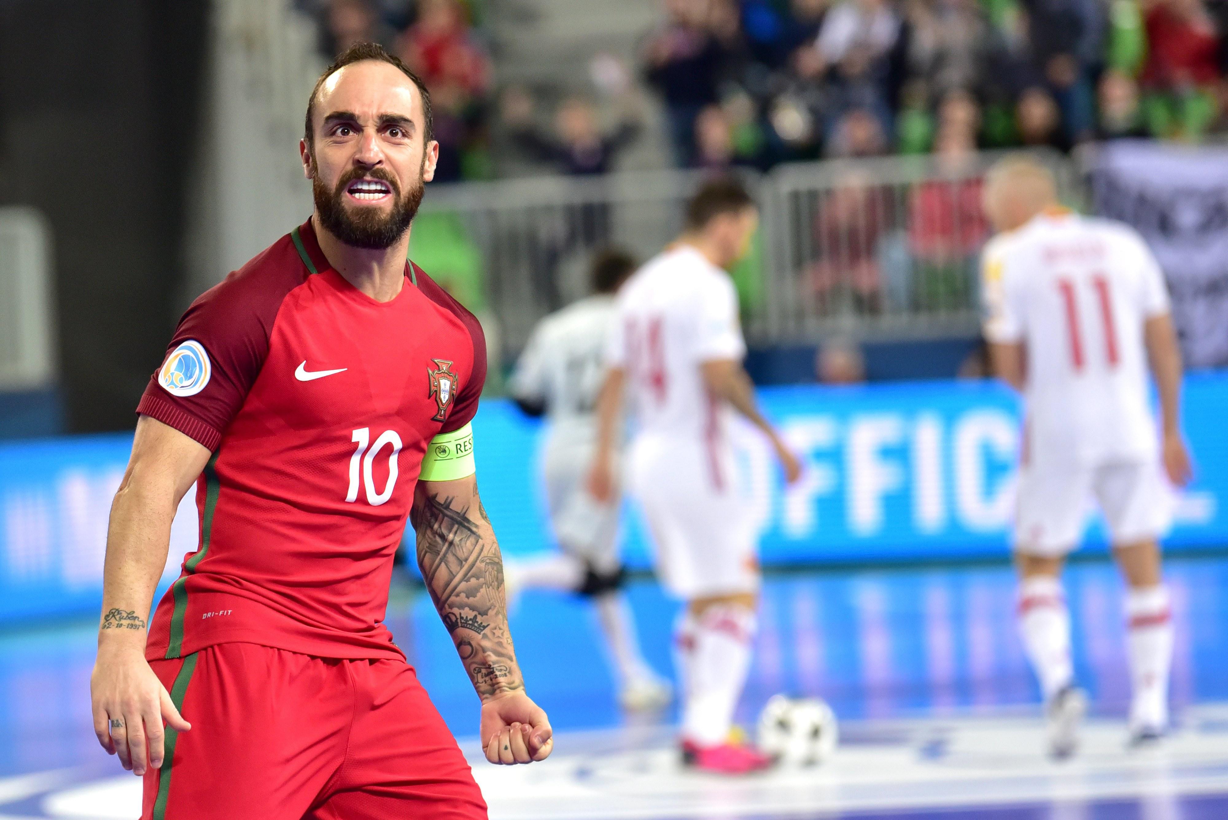 Ricardinho diz que fica no Inter Movistar, após quinto título espanhol de futsal