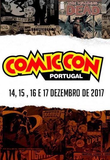 Comic Con 2017: Ganhe convites para o evento