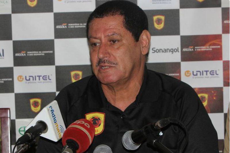 Prata anuncia candidatura à presidência da FAF