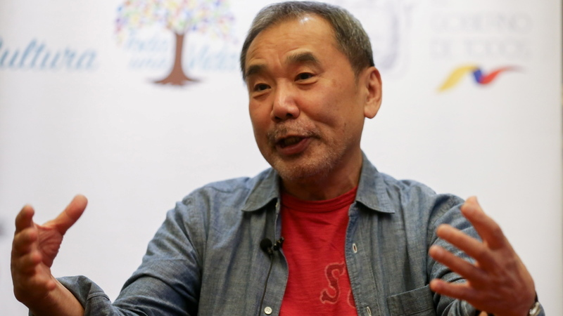 Novo livro de Haruki Murakami chega terça-feira às livrarias portuguesas