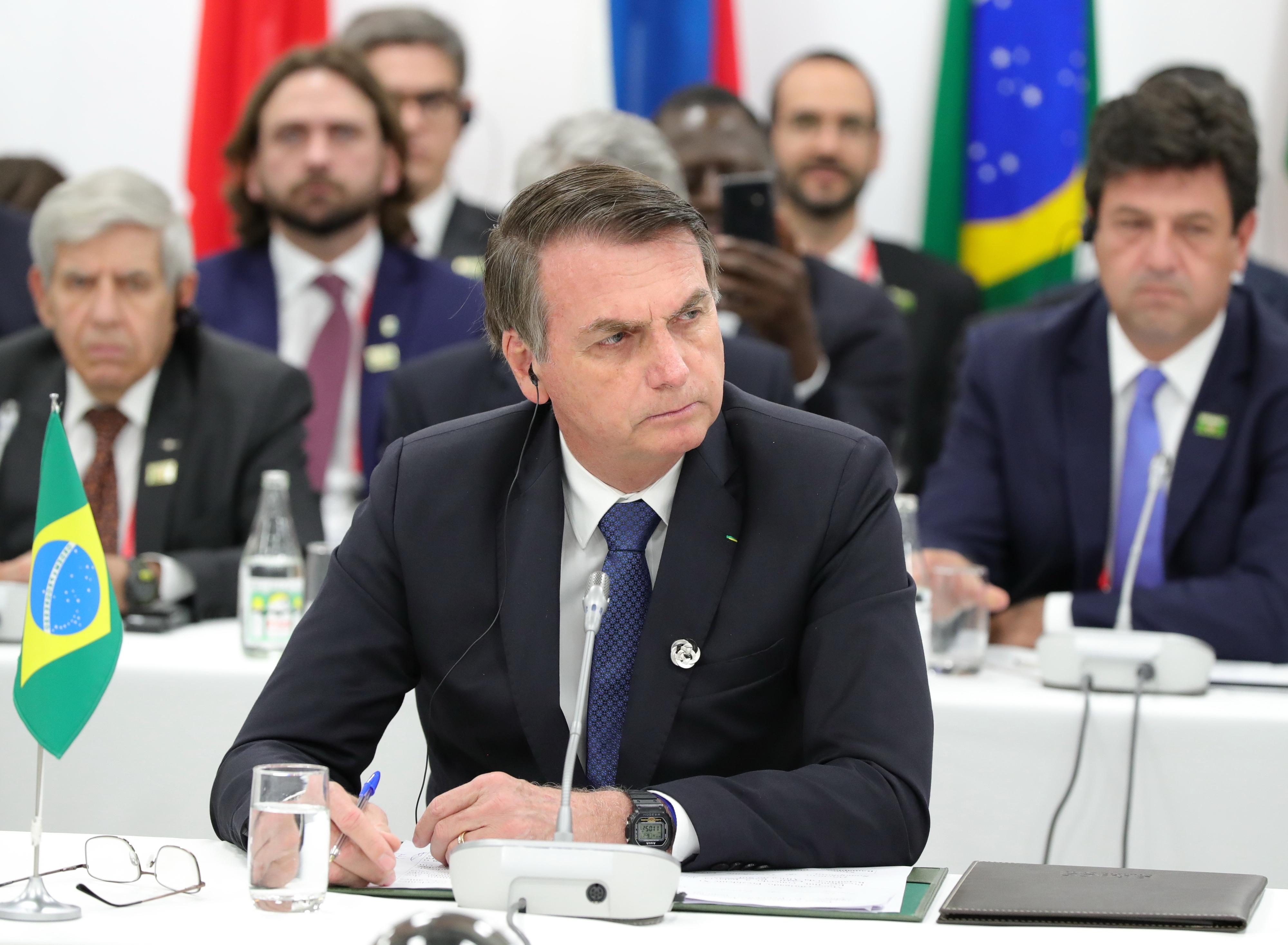 Bolsonaro diz que o Brasil deixará o Mercosul se a Argentina criar problemas