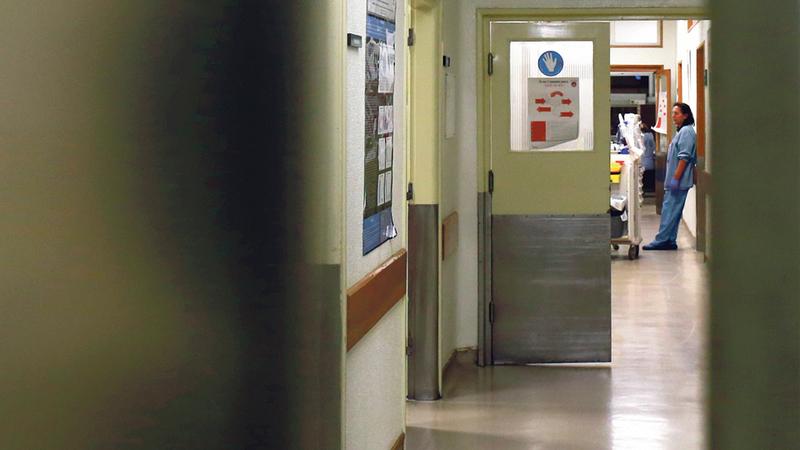 """Hospital de Évora adota medidas de prevenção por suspeita de caso de """"legionella"""""""