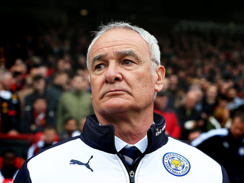 Ranieri, o melhor treinador do mundo, foi despedido