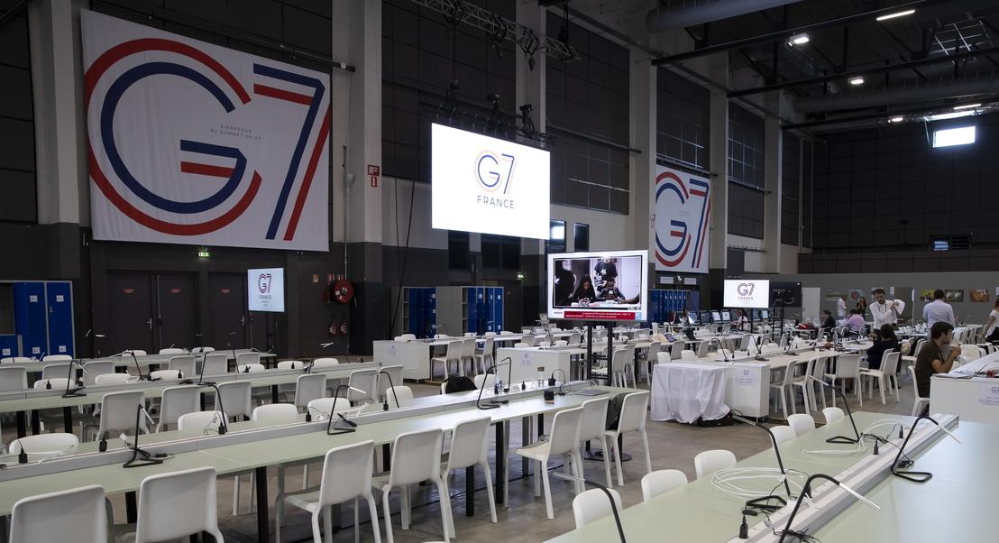 G7 discute a partir de hoje Irão, 'Brexit', Amazónia e economia mundial