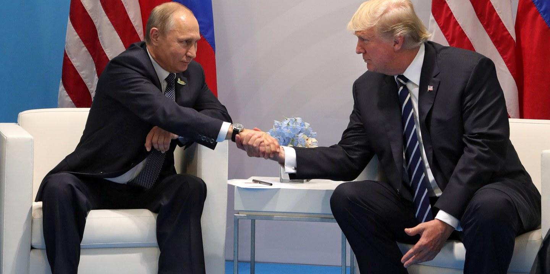 Trump quer encontro com Putin na Casa Branca já no outono
