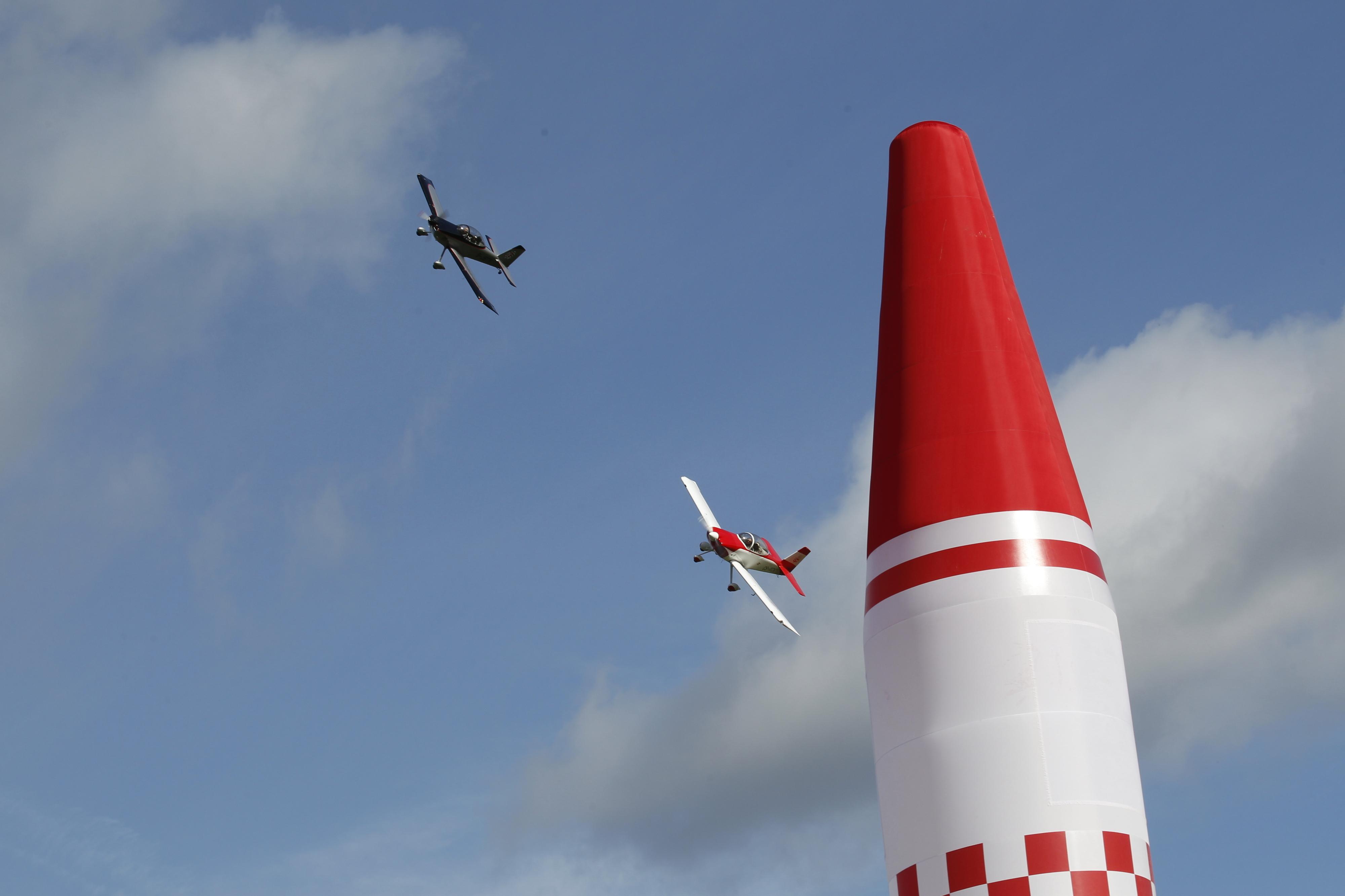 Air Race Championship não se vai realizar em Viseu devido à falta de patrocínios