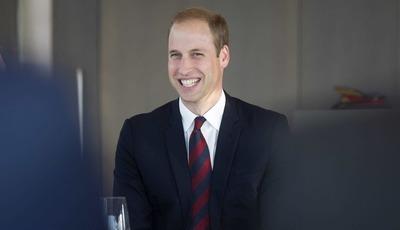 Príncipe William confessa que é fã de restaurante de comida portuguesa