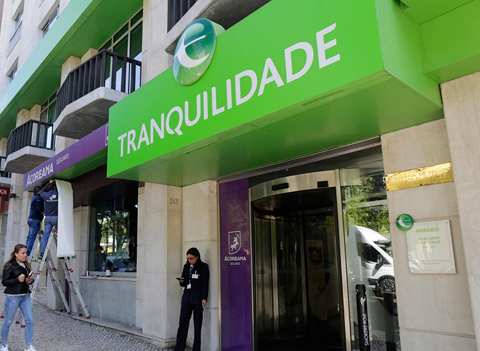 Generalli fecha compra da Tranquilidade por 600 milhões de euros