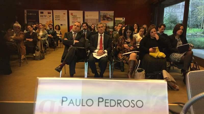 Paulo Pedroso anuncia no Facebook que deixa o Partido Socialista