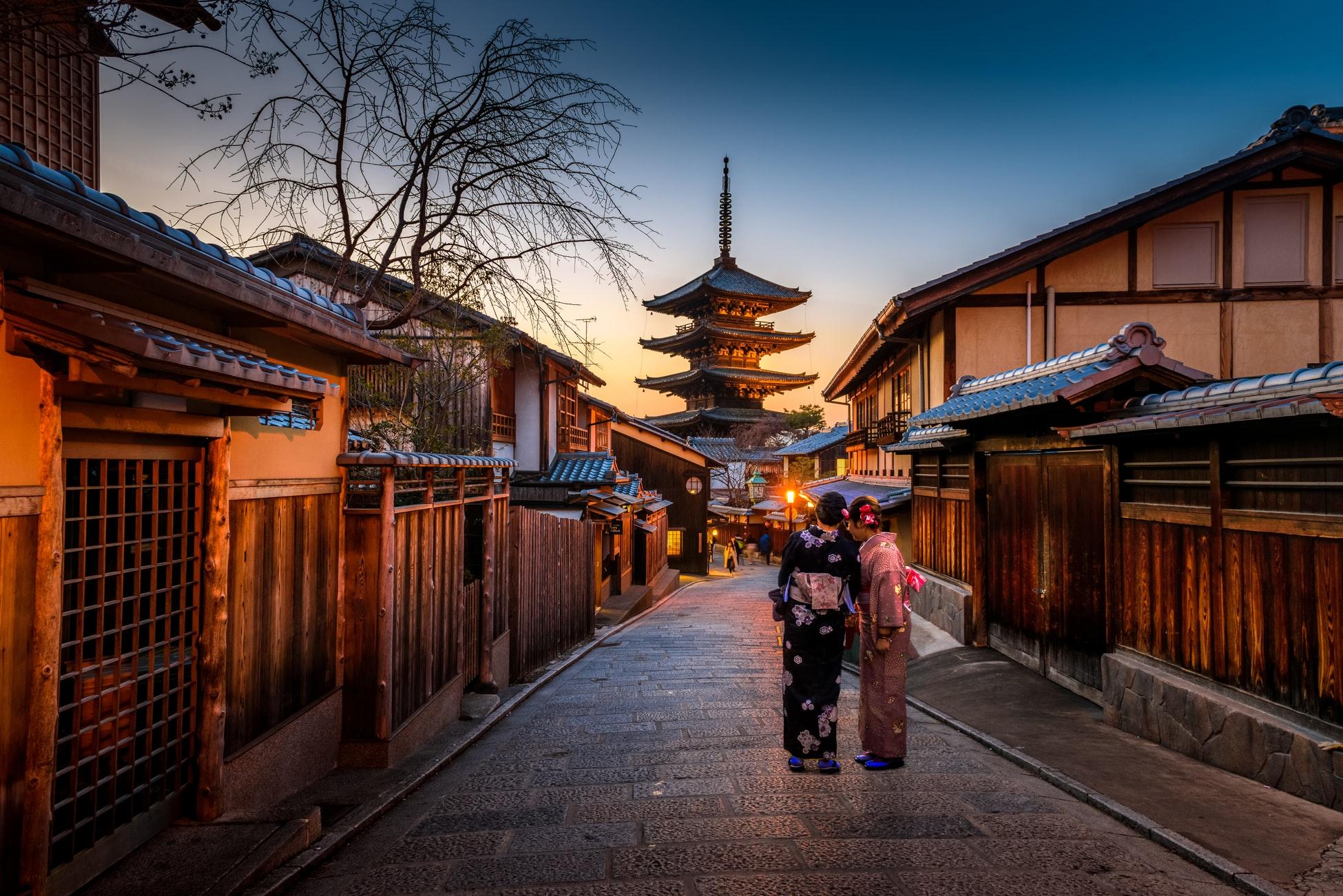Japão pondera pagar parte da viagem a turistas que desejem visitar o país