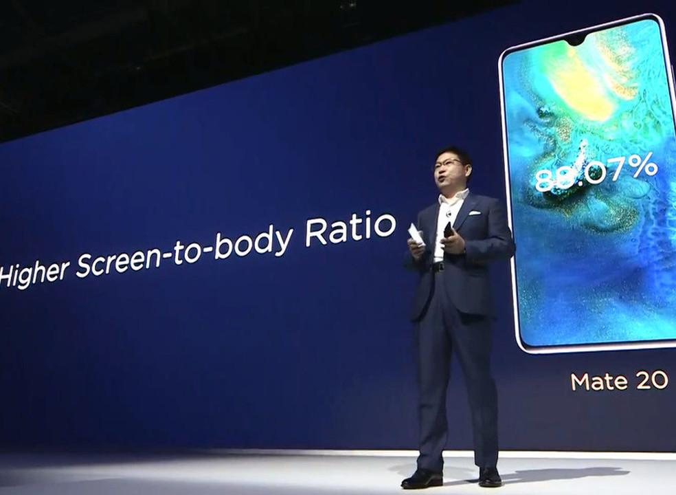 Huawei Mate 20 Pro leva mais longe a aposta em inteligência artificial