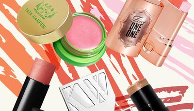 20 blushes cremosos para um look natural em poucos segundos