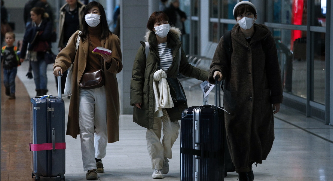 Coronavírus. Turista chinês é o quarto caso confirmado de coronavírus em França