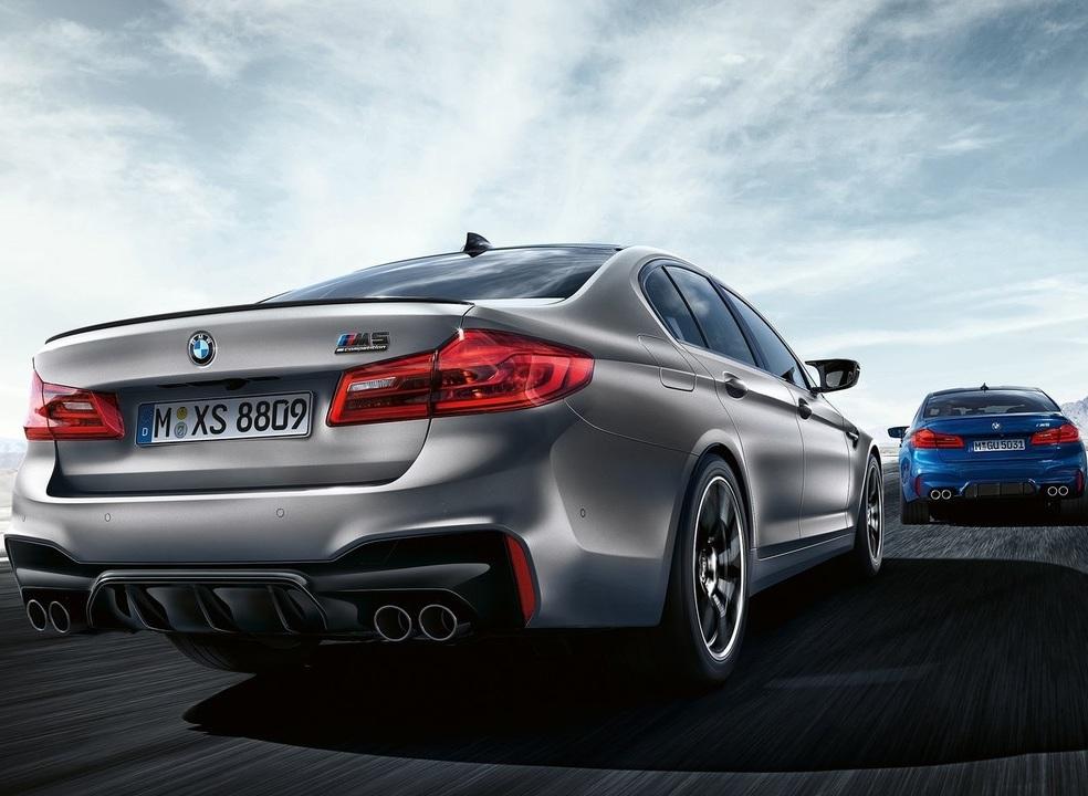 Todos os BMW M serão eletrificados