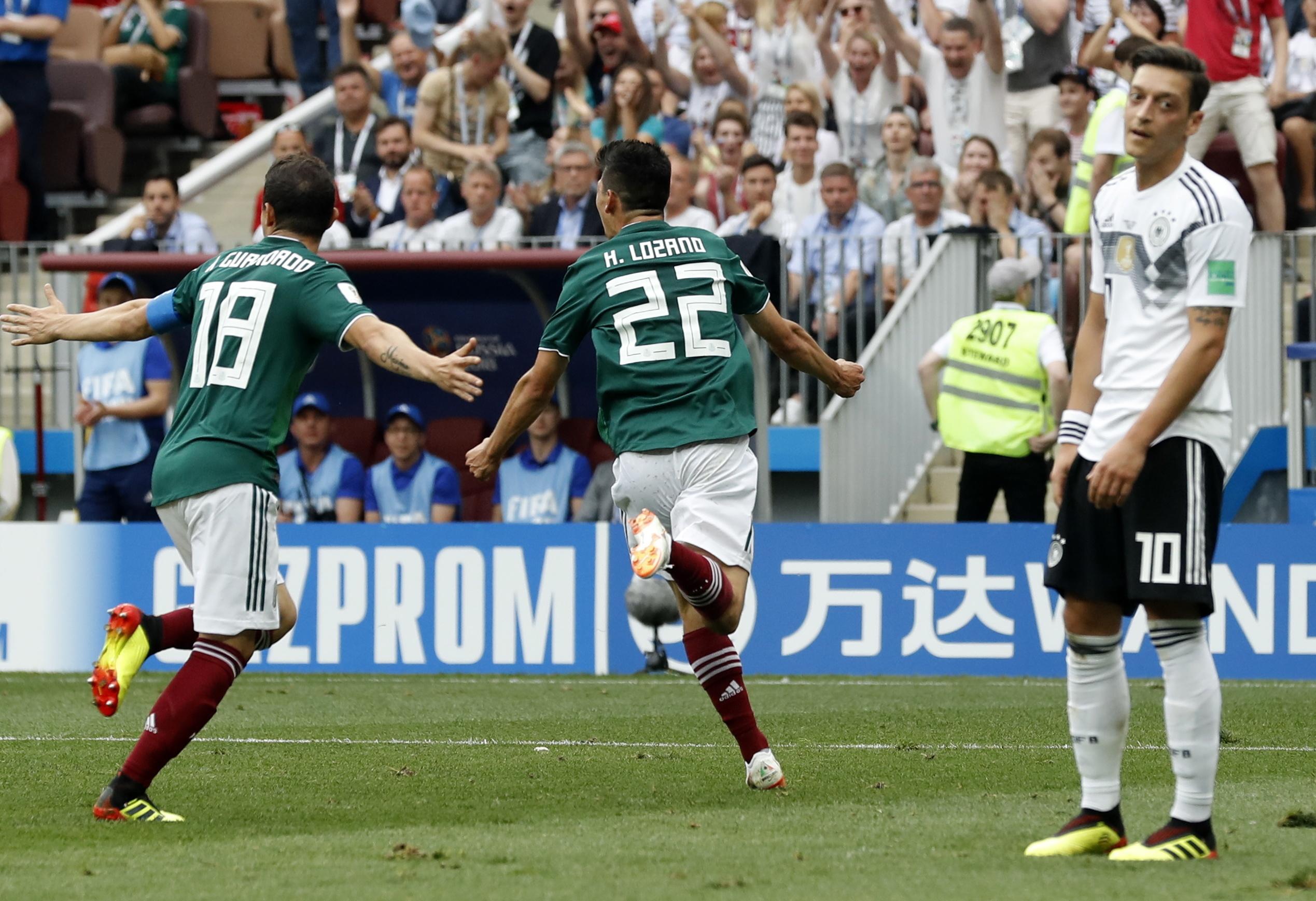 Mundial2018: Alemanha e Polónia estragam pleno europeu, sul-americanos em baixa