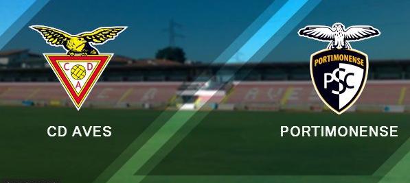 Siga o Desportivo das Aves-Portimonense em direto