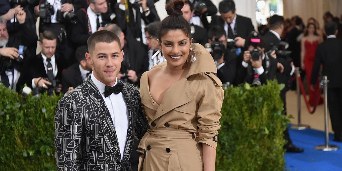 Casamento de Nick Jonas e Priyanka Chopra terá três dias