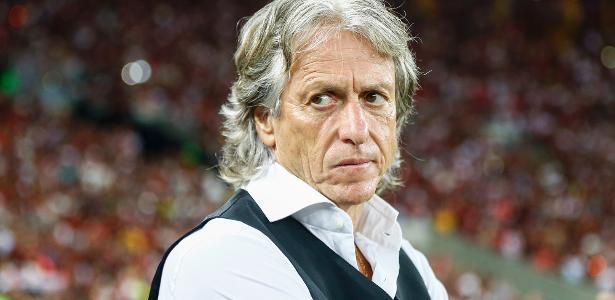 Jorge Jesus nomeado para treinador do ano por jornal uruguaio