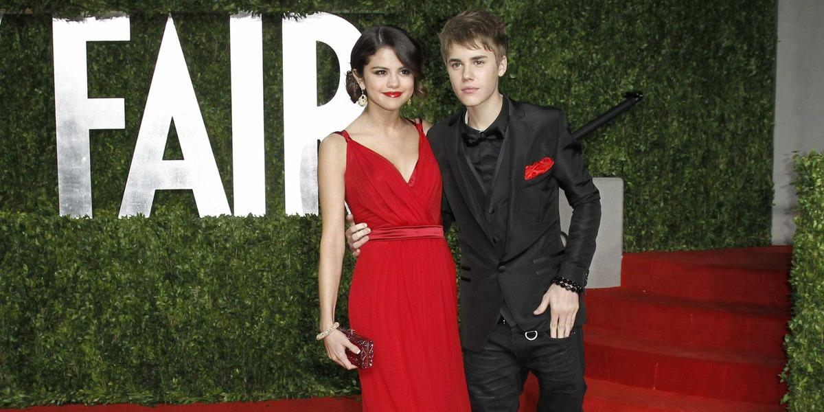 """Justin Bieber """"com remorsos"""" pelo internamento de Selena Gomez"""