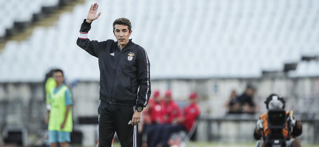 Lage vai à procura de dois recordes frente ao FC Porto, um deles com quase 50 anos