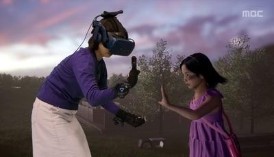 TV sul-coreana usa realidade virtual para reunir mãe e filha morta
