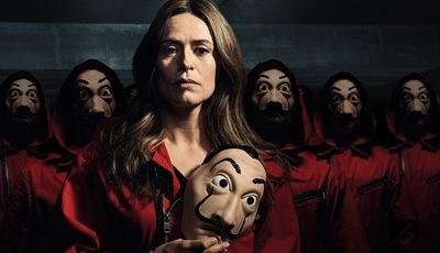 """""""La Casa de Papel"""": MEO celebra regresso da série com campanha de oferta Netflix"""