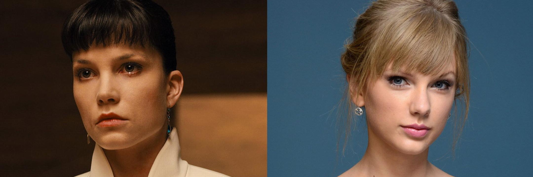 """""""Blade Runner 2049"""": Taylor Swift foi uma das inspirações para a vilã do filme"""