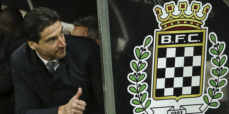"""Jorge Simão: """"Pressão de ganhar tem de estar sempre presente. É uma das dificuldades de um treinador"""""""