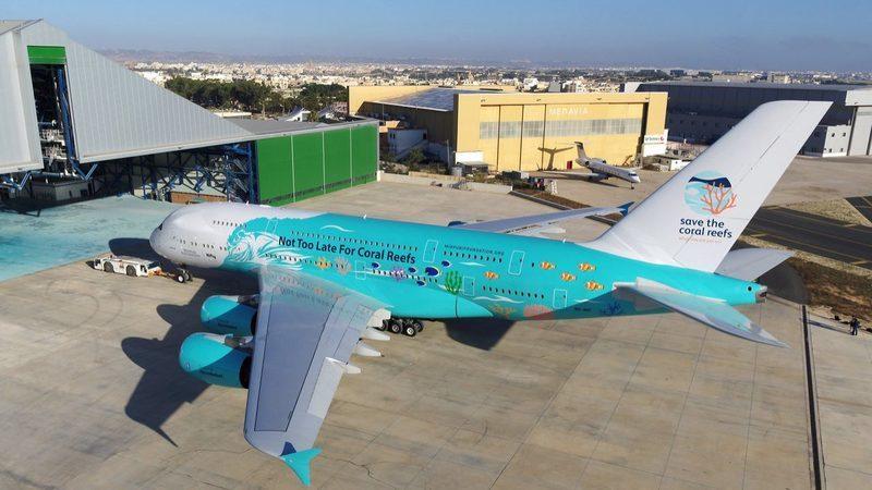 Já aterrou em Beja. Conheça dez números que fazem do A380 o maior do mundo