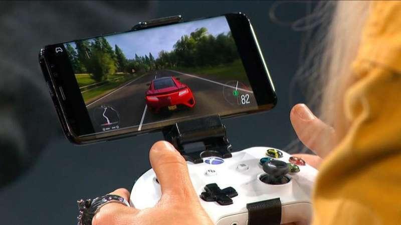 O serviço Microsoft xCloud trará os melhores jogos da Xbox para o Android