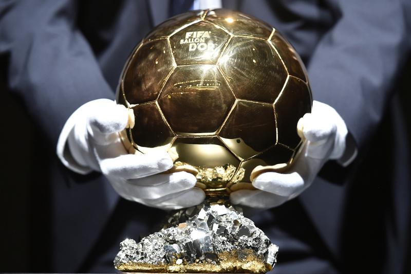 Resultado de imagem para Atribuição da Bola de Ouro já tem data