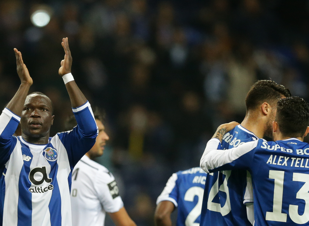 De goleada em goleada, FC Porto entra nos 'quartos' da Taça pela porta grande