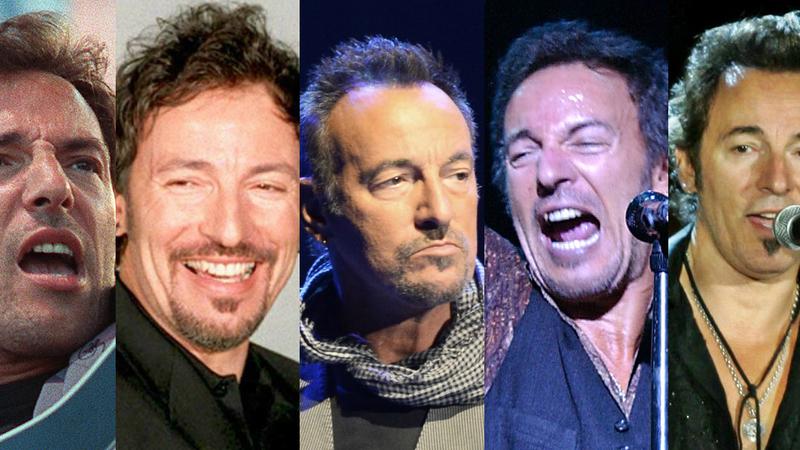 Bruce Springsteen faz 70 anos: quem o viu e quem o vê