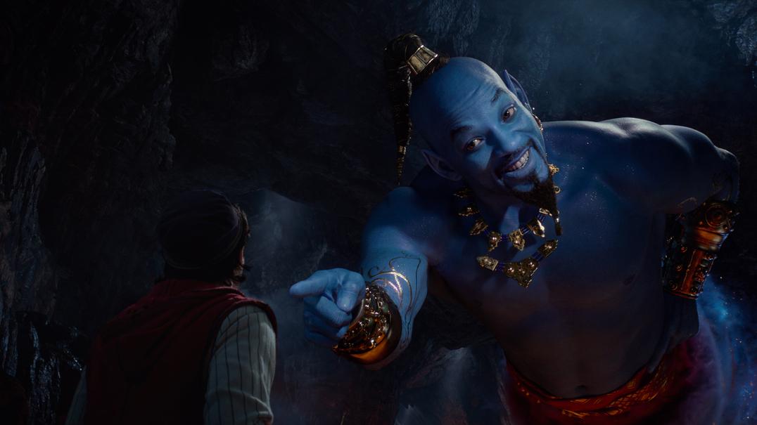 """""""Aladdin"""": miúdos comentam nova versão e recordam clássico da animação"""