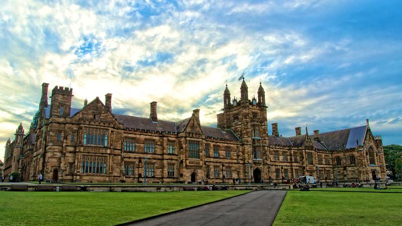 Beleza e cultura. Universidades que merecem uma visita