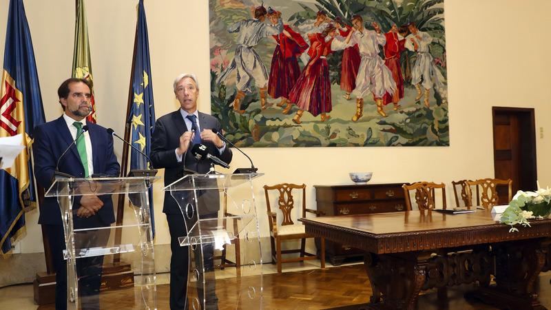 Defesa investe 1,5 milhões de euros para monitorizar lixo espacial a partir da Madeira
