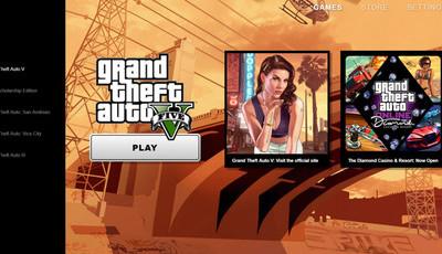 Rockstar Games Launcher, um lançador para todos os jogos da editora