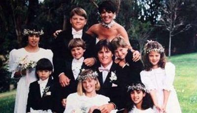 """As fotos mais bonitas da infância das """"Kardashians"""""""