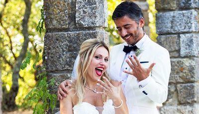 Noiva de 'Casados à Primeira Vista' em videoclipe de Mickael Carreira