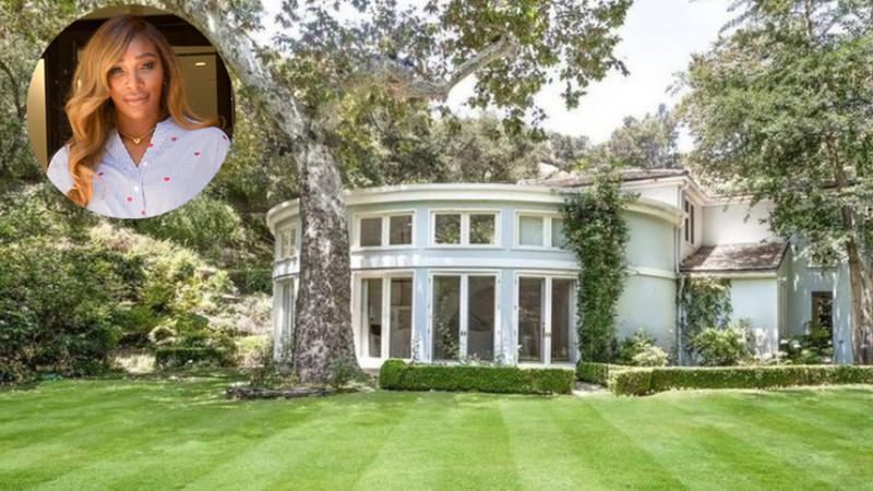 Serena Williams vende casa por mais de 6 milhões de euros. Veja como é por dentro