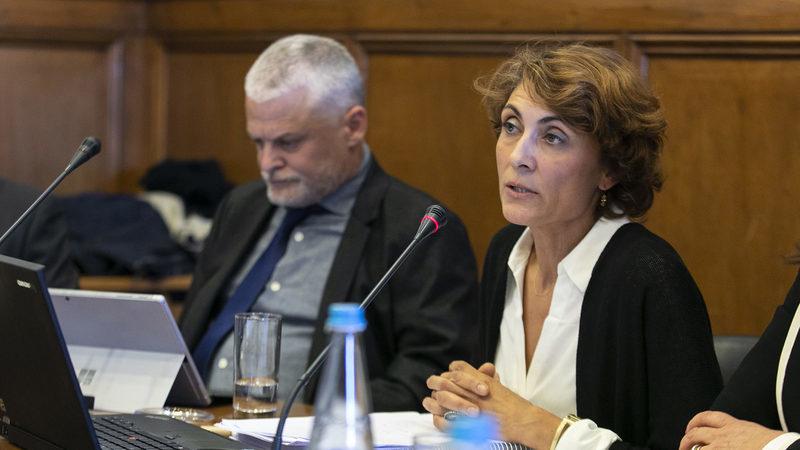"Nazaré Cabral diz que receita fiscal e investimento ""acomodam"" Novo Banco"