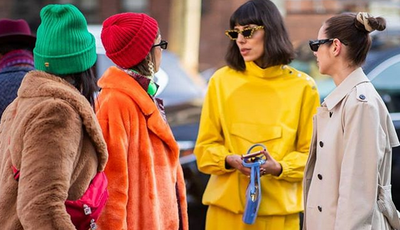 London Fashion Week: o streetstyle que arrasou nas ruas londrinas