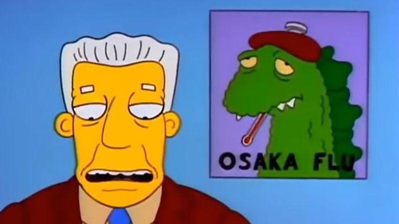 """""""Os Simpsons"""": fãs dizem que série previu o coronavírus"""